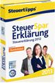 Steuer-Spar-Erklärun 2013