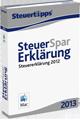 Steuer-Spar-Erklärung Mac 2013