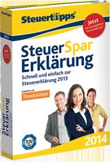 Steuer-Spar-Erklärung 2014