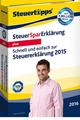Steuer-Spar-Erklärung 2016 Plus