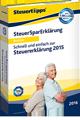Steuer-Spar-Erklärung 2016 für Rentner