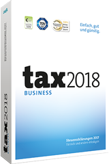 Abbildung Tax Business 2018