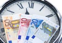 Arbeitszeit und Zeitwertkonten