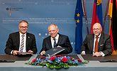 Doppelbesteuerungsabkommen - Deutschland + Liechtenstein