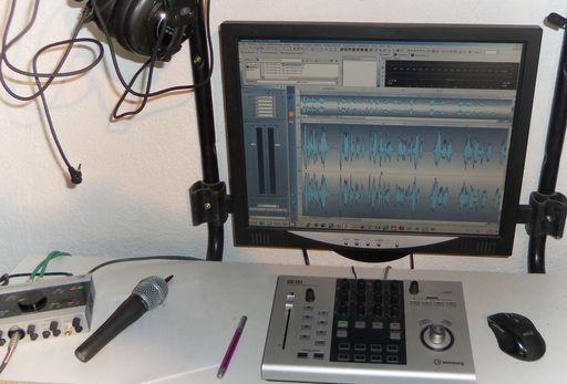 Audio Bearbeitung Steuer Videos 2012 meinesteuersoftware.de